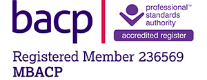 BACP Registered Member Logo